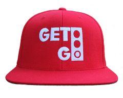 GETGO SNAPBACK (Red)