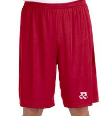 GETGO RED PERFORMANCE SHORTS