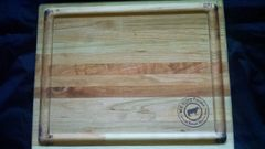 WK Price Farms Cutting Board made by Hot Bloxx
