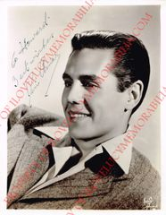 Early Desi Arnaz Authentic Autographed Signed 8x10 Photo