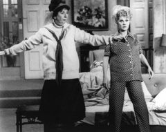 Lucille Ball and Mary Wickes 8 x 10