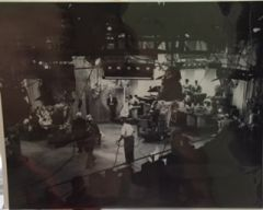 RARE Photo of the LIVE filming of I Love Lucy as Desi Arnaz Performs at the Nightclub 8x10
