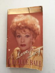 Love Lucy Book by Lucille Ball