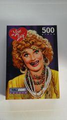 Beautiful 500 Piece Gypsie Lucy I Love Lucy Puzzle