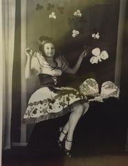 RARE St. Patricks Day Lucille Ball 8x10