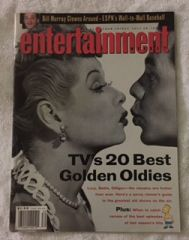 I Love Lucy Entertainment Weekly Magazine July 20, 1990