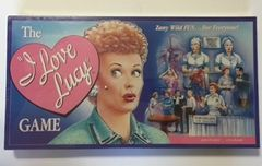 "The ""I Love Lucy"" Game Plastic Sealed and Brand New Board Game"