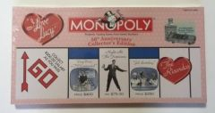 Brand New Plastic Sealed I Love Lucy Monopoly 50th Anniversary