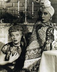 "Lucille Ball and Vivian Vance in I Love Lucy ""Ethel to Tilly"" 8x10"