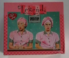 I Love Lucy Speed It Up 550 Piece Puzzle