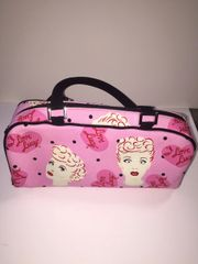 Pink I Love Lucy Lucille Ball Purse
