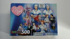 Beautiful 500 Piece I Love Lucy Puzzle