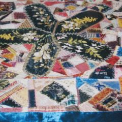 Quilts of the Late-Victorian Aesthetic Era