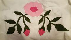 Cluster of Roses Applique Workshop