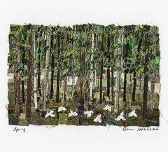 Ann Loveless Workshop: Spring Small Fabric Mosaic Quilt
