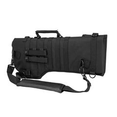 Shotgun Scabbard - Black