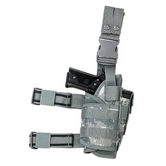 Drop Leg Tactical Holster - Digital Camo