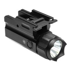 3W 150 Lumen LED Flashlight QR with Strobe
