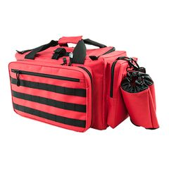 All-Purpose Standard Range Bag - Red w/Black Trim