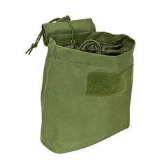 Folding Dump Pouch - Green