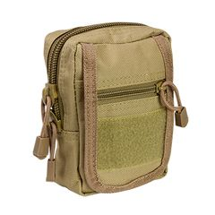Small Utility Pouch - Tan