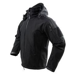 Delta Jacket-Black- XX Large