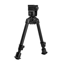 Deluxe Bipod w/QR Weaver Mount and Notched Legs