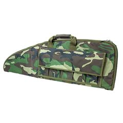 "Standard Rifle Case 38"" - Woodland Camo"