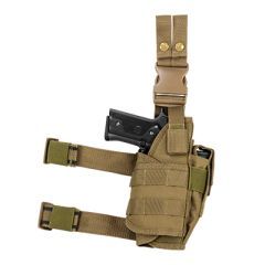 Drop Leg Tactical Holster - Tan