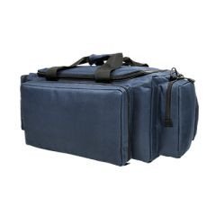 All-Purpose Professional Range Bag - Blue w/Black Trim