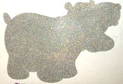 Holographic Micro Glitter! - Silver Bullet