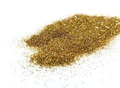 Biodegradable Glitter - Light Gold
