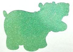 Crystal Glitter - Green Jade