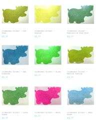 Iridescent Glitter - Bundle Pack & Glitter Hippo® Figure!