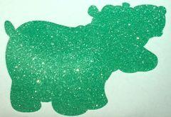 Matte Glitter! - Green