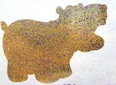 Glitter Blends! - Golden Daydream