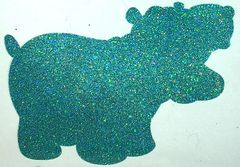 Holographic Micro Glitter! - Turquoise Tortoise