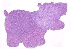 Thermal Glitter! - Purple