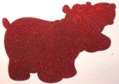 Holographic Micro Glitter! - Chocolate Cherry