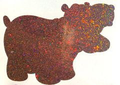 Holographic Glitter! - Teddy Bear