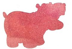 Crystal Glitter - Red Sardonyx