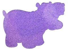 Crystal Glitter - Purple Amethyst