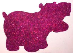 Holographic Micro Glitter! - Raspberry Sorbet