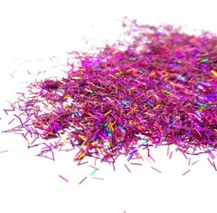 Holographic Tinsel Glitter! - Pretty in Pink