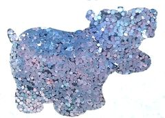 Chunky Glitter - Periwinkle Pop