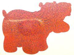 Holographic Glitter! - Fireball