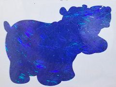 Holographic Tinsel Glitter! - Shredded Arctic