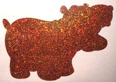 Holographic Glitter! - Copper Bones