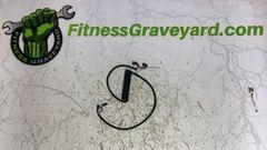 True Fitness z8.1R Rail Wire Harness - OEM# 7BZ8R099 - New - REF# MFT125185SH