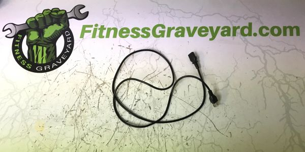 Livestrong Treadmill 13.0T Power Cord - Used - REF# 371818SH